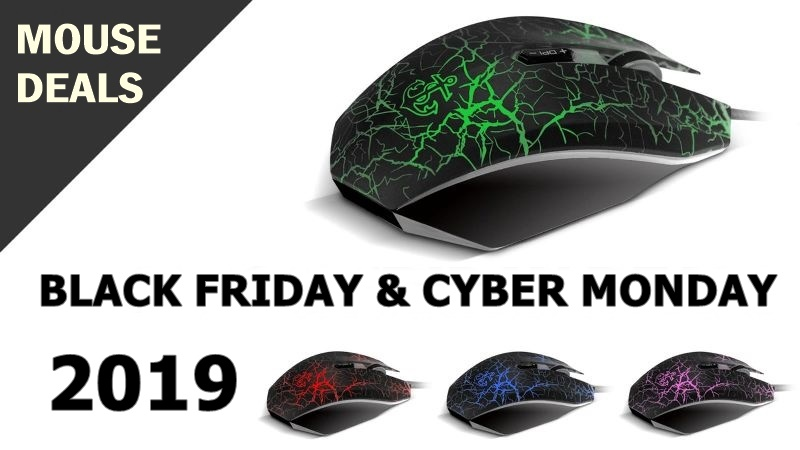 Corsair SCIMITAR Black Friday and Cyber Monday Deals 2020