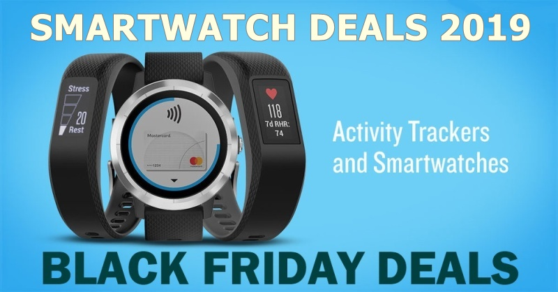 Best Garmin Forerunner 230 Black Friday and Cyber Monday Deals 2019