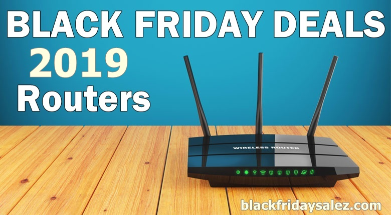 Netgear Nighthawk X10 AD7200 Black Friday and Cyber Monday Deals 2020