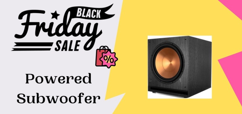 Powered Subwoofer Black Friday Deals, Powered Subwoofer Black Friday, Powered Subwoofer Black Friday Sales