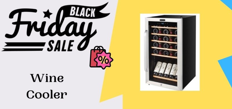 15 Best Wine Cooler Black Friday Cyber Monday Deals 2020 Up To 50 Off