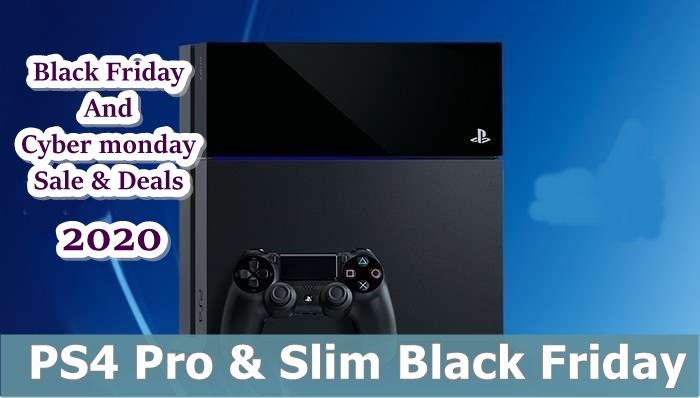 30 Best Playstation 4 Ps4 Pro And Slim Black Friday Sale Deals 2020