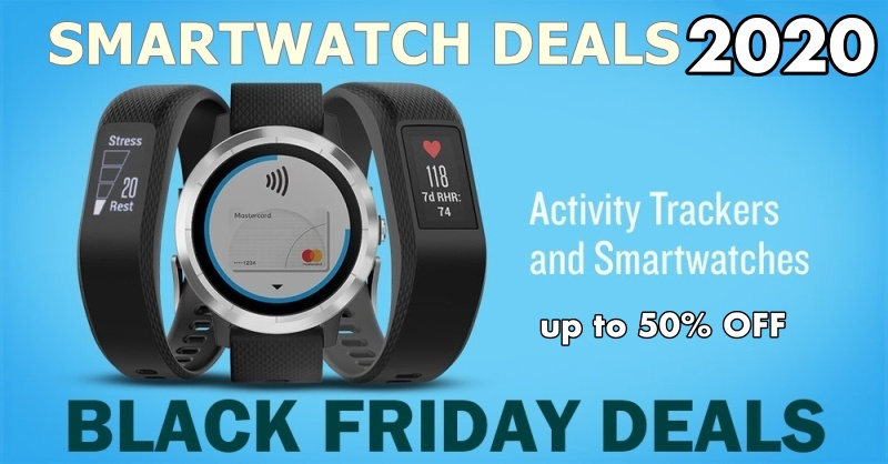 Garmin Forerunner 235 Black Friday 2020 and Cyber Monday Deals