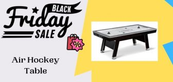 Air Hockey Table Black Friday Deals & Cyber Monday Sale 2021