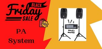 15 Best PA System Black Friday & Cyber Monday Deals | 2021 – Up to 44% Off