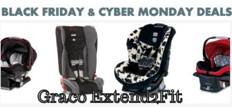 13 Best Graco Extend2Fit Black Friday 2021 & Cyber Monday Deals