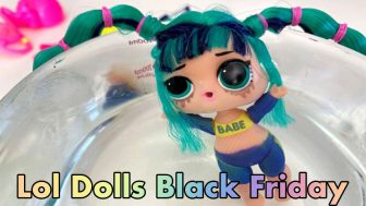10 Best Lol Dolls Black Friday 2021 & Cyber Monday Deals  – Up To 33% OFF