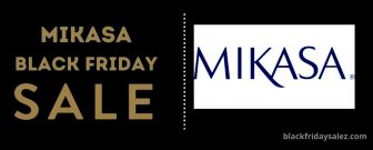 Mikasa Black Friday 2021 Sale, Deals, & Coupons – 50% OFF