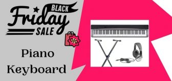 12+ Best Piano Keyboard Black Friday Deals 2021 [40% Off]