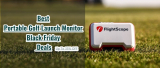 10 Best Portable Golf Launch Monitor Black Friday Deals 2021