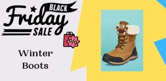 20 Best Winter Boots Black Friday & Cyber Monday Deals 2021 – 45% OFF